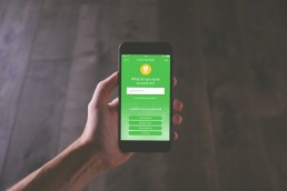 Spotlights on the WiseAmigo app