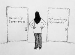 Ordinary vs Extraordinary, Comfort vs Discomfort